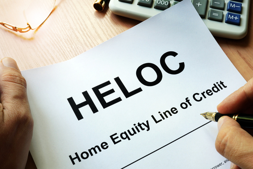 The Dangers of a HELOC in foreclosure