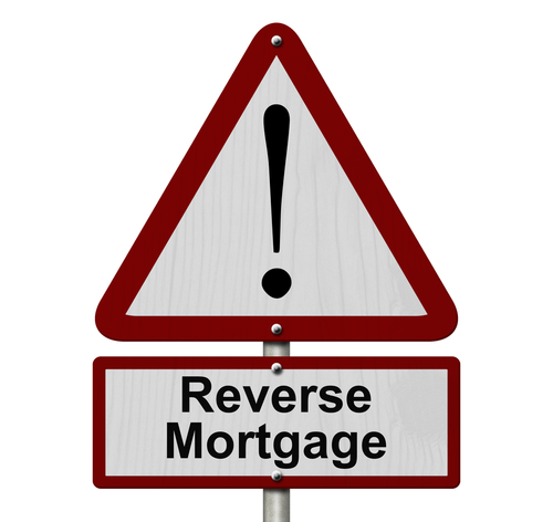 risks of reverse mortgages